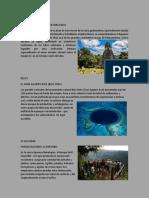 LUGARES TURISTICOS Y TRADICIONES DE CENTROAMÉRICA.docx