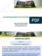 11-Controle Dos Gastos Pblicos Maria Catarina - SEAD