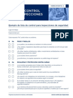 Tools 2 Inspection Checklist ES