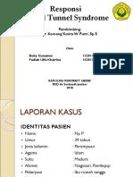 RESPONSI dr. KOMANG - FADIAH - CARPAL TUNNEL SYNDROME.ppt