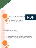 Funcion Notarial Tema No. 4. 2019