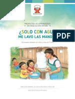 3. Proyectos de Aprendizaje Solo con agua me lavo las manos.pdf