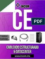 Catalogo Incom Estructurado