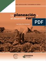 1 La Planeación y el Desarrollo Rural.pdf