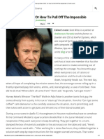 Harvey Keitel, CEO, Or How to Pull Off the Impossible _ TechCrunch