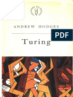 Andrew Hodges - Turing - Um Filósofo da Natureza - UNESP (2001)