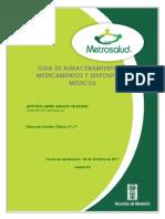 Gi Almacenamiento Medicamentos y Dispositivos Medicos v3 2017