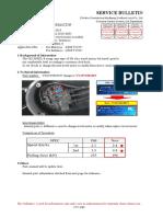 KCMSA2018A001 SK130-8 Travel Motor Change