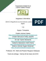 ADA # 2 Infografía de Una Herramienta Usada en La Protección Digital.
