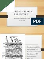 TEK.STERIL RUTE PEMBERIAN DAN METODE STERILISASI 2018.pdf