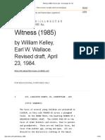 Witness (1985) movie script - Screenplays for You.pdf