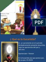 catecismo Eucaristico