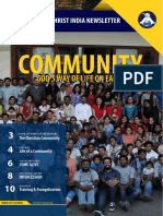 Community - God's way of life on earth | March 2019
