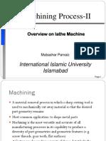Lec 1-Machining Operations II