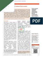 Spironolactone-Induced Unilateral Gynecomastia