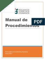 Manual de Procedimientos - Versin 3 enero 2017-.pdf