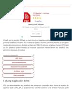 Impôt Sur Les Sociétés (is) _ Cours Avec Exercice d'Application