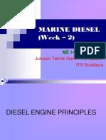 Marine Diesel 2019 Week i