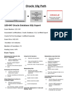Oracle 10g 11g Oca Ocp