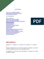 ACCESORIOS DE VOLADURA