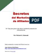 Secretos Del Marketing de Afiliados 25 Tips Consejos Para Ganar Dinero en Internet Sin Tener un Producto Propio