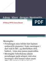 Asuhan Keperawatan Meningitis