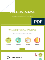 CALL Database