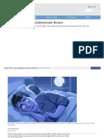 Now Tufts Edu Articles Poor Sleep Linked Cardiovascular Dise