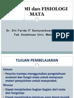 Anatomi Mata Dan Refraksi Update