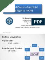 NCAI Labs Presentation