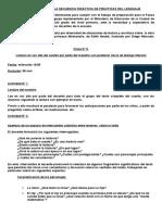 Reformulación Secuencia Practicas Del Lenguaje