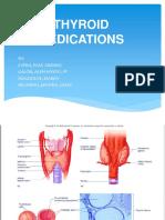 THYROID MEDICATIONS.pptx