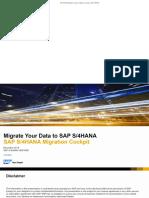 SAP S_4HANA Migration Cockpit - Migrate your Data to SAP S_4HANA.pdf
