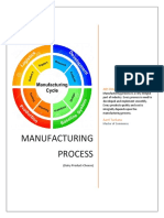 Manufacturing Process Cheese Updated
