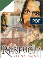Aron Simanović Raspućin - večna tajna DEO