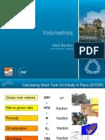 volume calculation