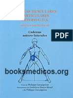 Cadenas musculares y articulares - Metodo GDS.PDF