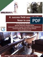 A Success Field Case of Milk Fever In Cow-Dr.Jibachha Sah,M.V.SC