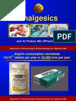 Analgesics & Muscle Relaxant