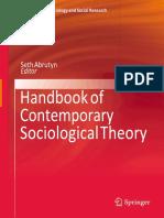 Seth Abrutyn (eds.) - Handbook of Contemporary Sociological Theory- (2016).docx