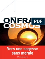 Cosmos _ Une ontologie material - Michel Onfray.pdf
