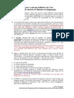 DOUTORADO_Passos Para a Entrega Definitiva Da Tese