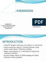 Fuel Energizer Mpc Ppt Final