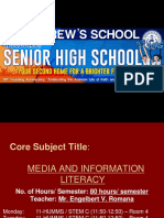 01. Introduction to Media and Information Literacy