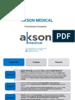 Prezentare Companie AKSON Medical SRL