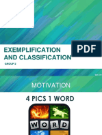 Exemplification and Classification.pptx