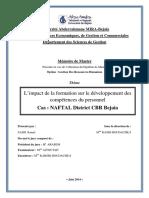 L'impact de la formation sur le développement des compétences du personnel.pdf