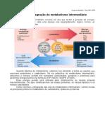 Integração Do Metabolismo Intermediário