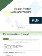 02. Aljabar Linier dan Variabel Kompleks 02 (Garis dan Vektor)-1.pdf