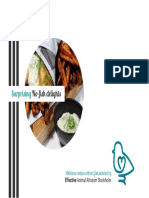 No Fish Delights Altruistic Cooking Guide by EAA Stockholm